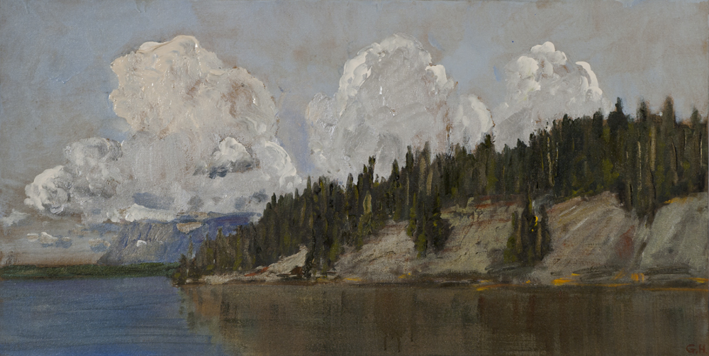 Cumulus-Over-the-Point-20101